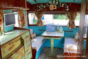 Gîte Aloha, location caravane pour 2 personnes