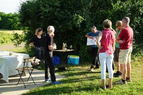 VinoLoire - Vincent Delaby - Excursions privilégiées dans les domaines vignobles du Val de Loire - Qui suis-je ?