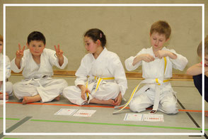 Unsere Kinder & Jugendlichen steigen mit viel Spaß und mit Köpfchen in die Welt der Kampfkünste ein.
