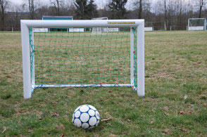 Fußball Tore mieten Eventmodule Verleih Frankfurt Hessen Fussballturnier