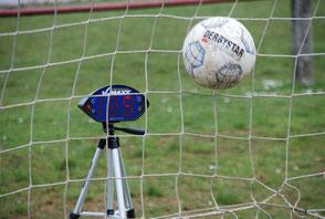 Speedmessung mieten Geschwindigkeitsmessung Fussball Verleih Speed Check Torwand Verleih Schussmessung Frankfurt Oberursel Bad Homburg Königstein Eschborn