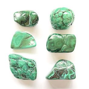 Malachite Chunks