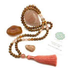 Sacred Heart Mala