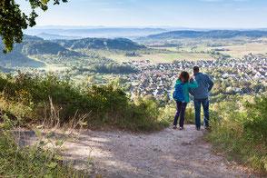 Wander, Schwäbische Alb, Premiumwanderwege, Haus im Gässle, Schwäbische Alb, Hohenstein, Ödenwaldstetten, wandern, Aussicht