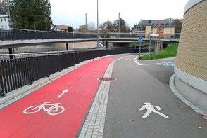 Radwegweisungskonzept Stadt Lindau
