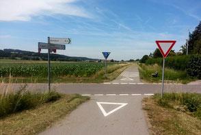 landkreisweiten Radkonzeptes mit Schwerpunkt Alltagsradverkehr