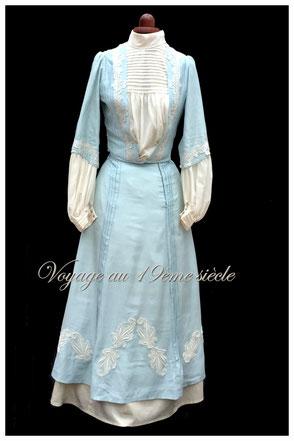 location_confection_costumes_historiques_Belle_Epoque_Soulac 1900