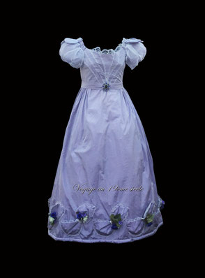 Location robe de bal 1828