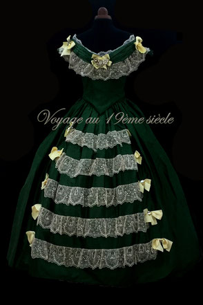 Location Confection Costumes Historiques Bordeaux