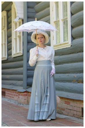 location confection costumes historiques Belle epoque Soulac 1900