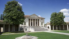 Visitare i Dintorni, Rovigo - Villa Badoer Fratta Polesine