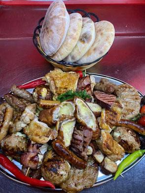 Leskovački roštilj Biberist