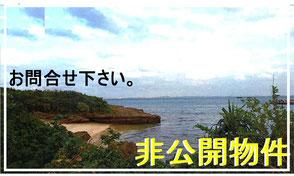 東村慶佐次 海の臨む2棟セット