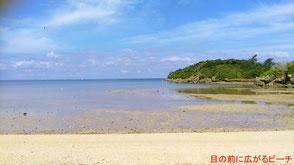 無人島にも行けます。