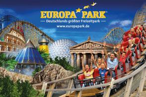 Europapark in Rust – einfach erreichbar von unserer Ferienwohnung in Gengenbach