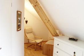 Die Zimmer unserer Ferienwohnung in Gengenbach laden zum Verweilen ein.