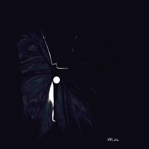 Kunstwerk: Black and a little white