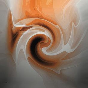 Kunstwerk: Tanz der Energien 1