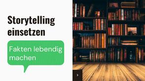 Storytelling workshop - freier trainer