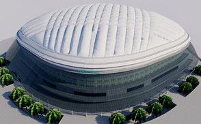 Tokyo Dome - Japan baseball sengawa stadium stade stadion football soccer