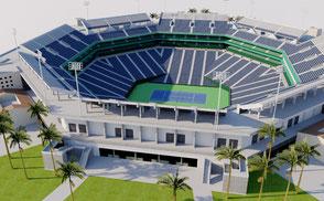 Indian Wells Tennis Garden - California tennis atp usa america masters