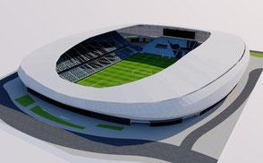 Allianz Field - Minnesota United nfl mlb mls football soccer 3d stadium america usa national superbowl soccer city arena 3dmodel ncaa