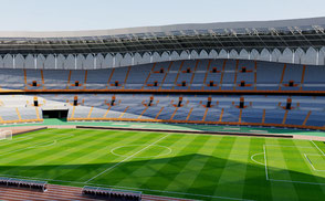 jinan olympic stadium china national athletic sport games stadion estadio stade football soccer rugby ar vr asia championship competition event exterior