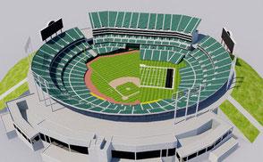 Alameda County Coliseum - Oakland mls nfl national baseball football soccer league