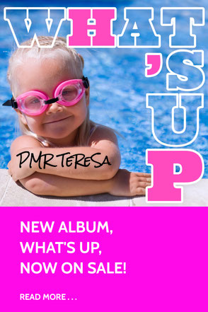 "PMR Teresa New Album ""What's up"" release 今年注目のバンド、ピーエムアールテレサ、ニューアルバム、ワッツアップ、リリース"