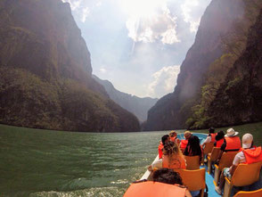 Ecoturismo, Turismo de aventura, Mexico