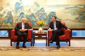 Kurt Karst ° Botschafter Shi Mingde (21.02.2017)