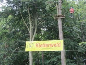 Bild: Kletterwald, Kühlungsborn, www.mollisland.de