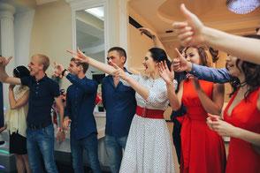 едущий на свадьбу, тамада на свадьбу