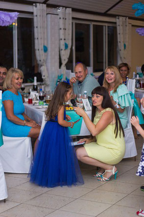 Ведущая на свадьбу Наталия Ивашева