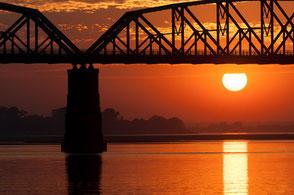 Ayeyarwady (auch Irawadi)