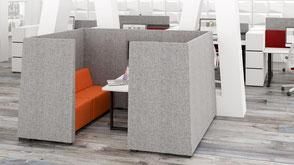 Silence Box für das Büro
