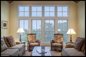 upholstered furniture, couch, armchair in a living room, classic style