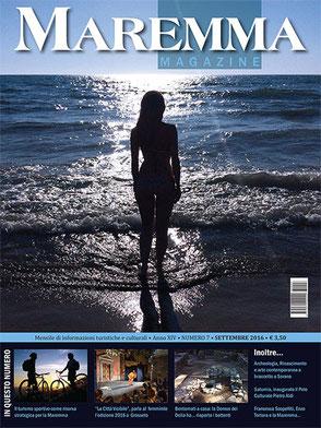 Maremma Magazine, Toscana, Italia. Itinerari di vino. Blog Etesiaca