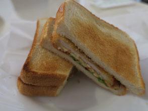 栗山 サンドウィッチ