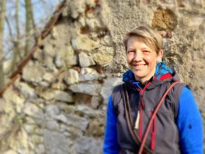 Hier ist ein Foto von Dr. Laura Klingseisen-Bruun abgebildet
