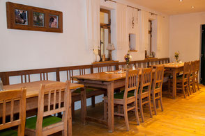 Hofwirtschaft + Gartencafé