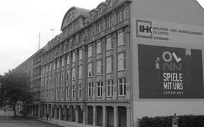 Verwaltungsgebäude der IHK, Leipzig