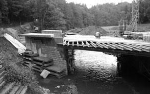Ausbau der S 205 bei Bräunsdorf