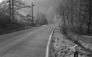 S 220 in Streckewalde