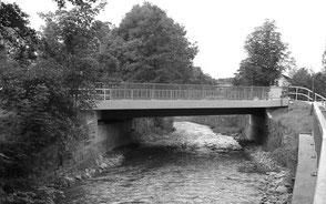 Bahnhofsbrücke Mulda