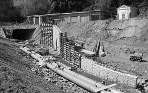 Ausbau Waldheimer Straße in Mittweida