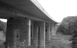 Brücken BAB A4, Sachsen
