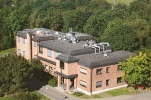 Foto des LINEG-Zentrallabors in Moers-Gerdt