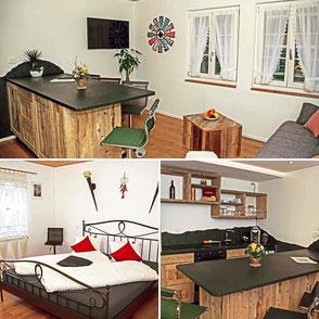 2 Zimmer Apartment (50m²)