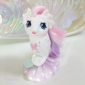 #seapony #mylittleponycustom #seahorse #twinkleeye #mlpcustom